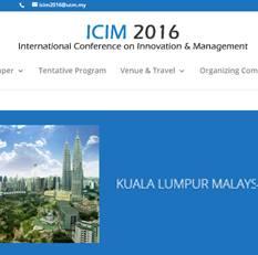 ICIM2016