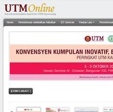UTM Online