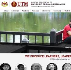 UTM Official Website