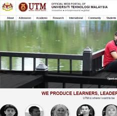 UTM Official Website