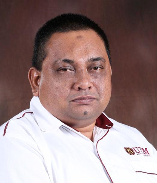 Mr. Mohd Hafizan bin Hamzah