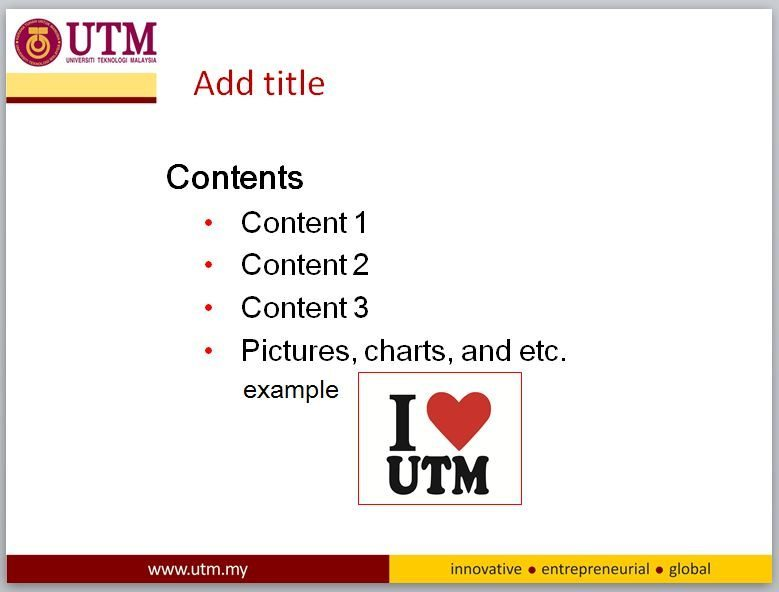 presentation template  office of corporate affairs, Templates