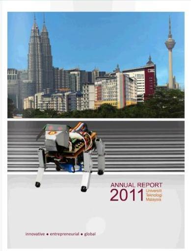 Annual Report 2011 UTM